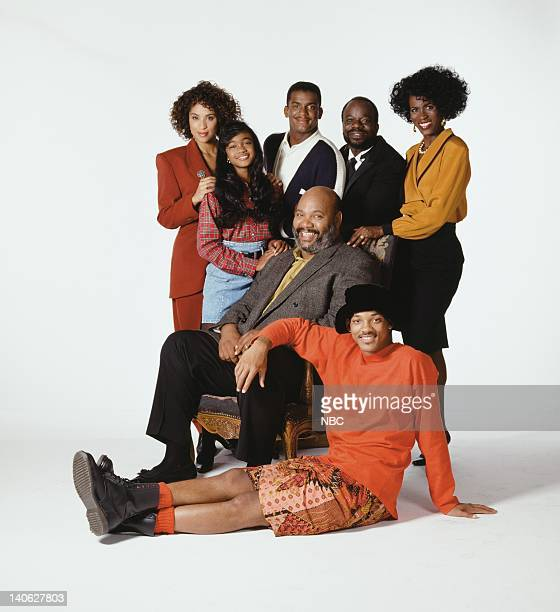 Karyn Parsons as Hilary Banksm Tatyana Ali as Ashley Banks Alfonso Ribeiro as Carlton Banks Joseph Marcell as Geoffrey Janet Hubert as Vivian Banks...