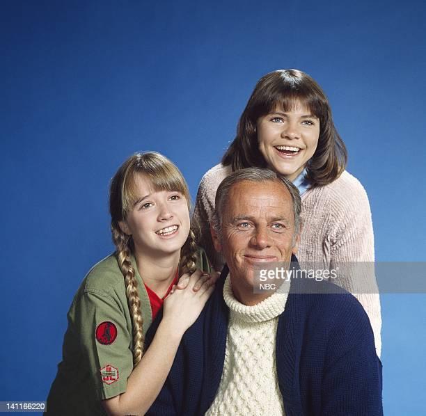 Kim Richards as Ruthie Alder McLean Stevenson as Larry Alder Donna Wilkes as Diane Alder Photo by NBCU Photo Bank