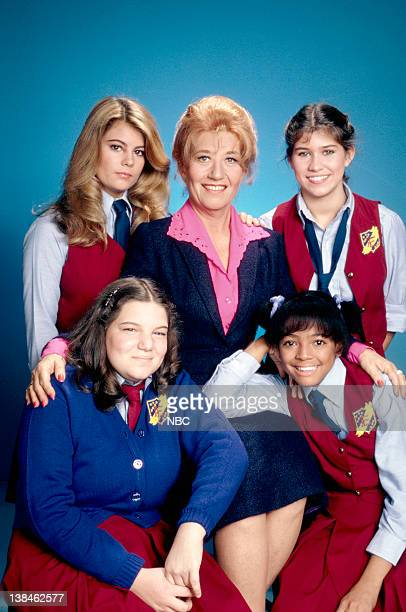 Lisa Whelchel as Blair Warner Charlotte Rae as Mrs Edna Ann Garrett Nancy McKeon as Joanna 'Jo' Marie Polniaczek Bonner Kim Fields as Dorothy...