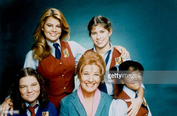 Lisa Whelchel as Blair Warner Nancy McKeon as Joanna 'Jo' Marie Polniaczek Bonner Kim Fields as Dorothy 'Tootie' Ramsey Charlotte Rae as Mrs Edna Ann...