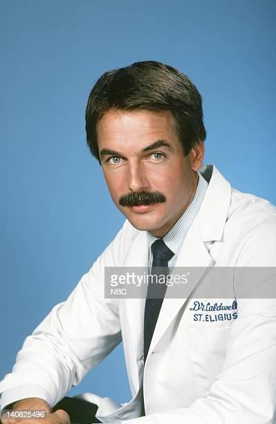 Season 2 -- Pictured: Mark Harmon as Doctor Robert Caldwell -- Photo by: Frank Carroll/NBCU Photo Bank