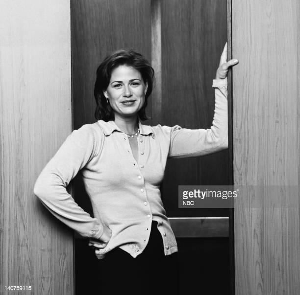 Maura Tierney as Lisa Miller Photo by Alan Levenson/NBC/NBCU Photo Bank