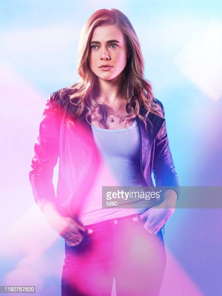 2 Pictured Melissa Roxburgh as Michaela Stone