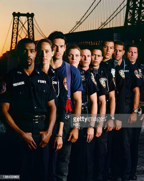 Michael Beach as Monte 'Doc' Parker Kim Raver as Kim Zambrano Eddie Cibrian as Jimmy Doherty Molly Price as Det Faith Yokas Jason Wiles as Off...