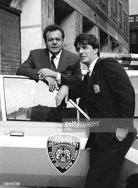 Paul Sorvino as Det Sgt Philip 'Phil' Cerreta Chris Noth as Detective Mike Logan