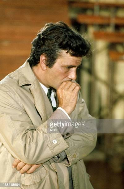 Peter Falk as Lieutenant Columbo