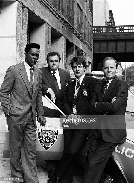 Richard Brooks as ADA Paul Robinette Paul Sorvino as Det Sgt Philip 'Phil' Cerreta Chris Noth as Detective Mike Logan Michael Moriarty as Executive...