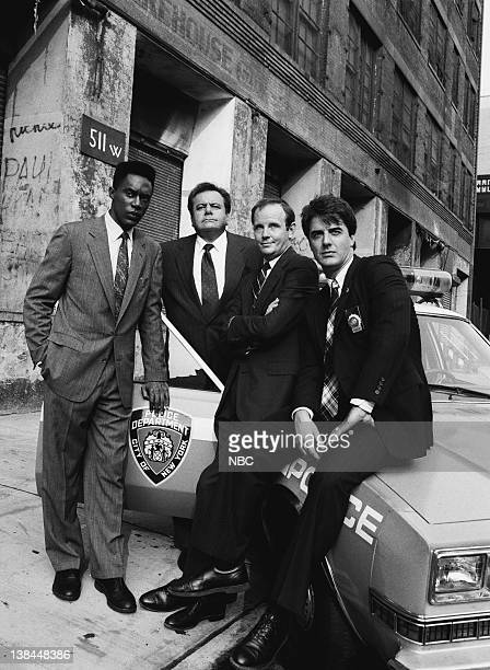 Richard Brooks as ADA Paul Robinette Paul Sorvino as Det Sgt Philip 'Phil' Cerreta Michael Moriarty as Executive ADA Ben Stone Chris Noth as...