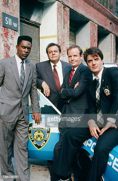 Richard Brooks as ADA Paul Robinette Paul Sorvino as Det Sgt Philip 'Phil' Cerreta Michael Moriarty as Executive ADA Ben Stone and Chris Noth as...