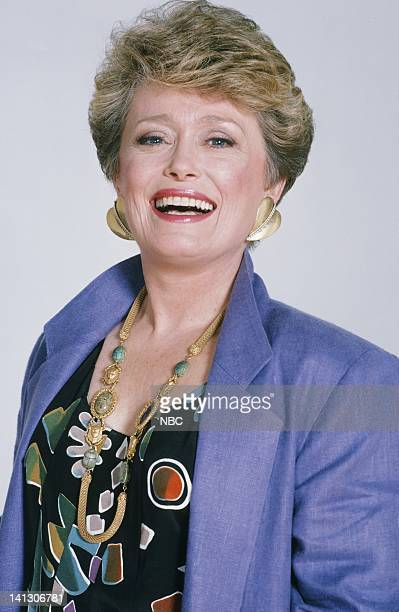 Rue McClanahan as Blanche Devereaux Photo by Gary Null/NBCU Photo Bank