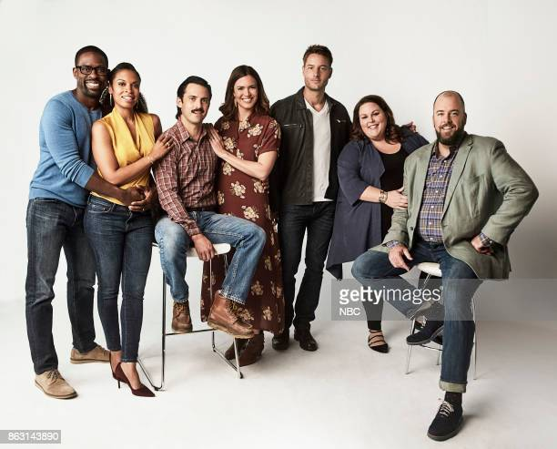 2 Pictured Sterling K Brown as Randall Susan Kelechi Watson as Beth Milo Ventimiglia as Jack Mandy Moore as Rebecca Justin Hartley as Kevin Chrissy...