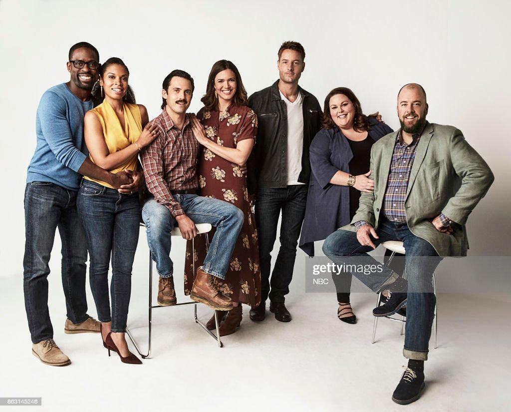 Sterling K Brown as Randall, Susan Kelechi Watson as Beth, Milo Ventimiglia as Jack, Mandy Moore as Rebecca, Justin Hartley as Kevin, Chrissy Metz as Kate, Chris Sullivan as Toby --