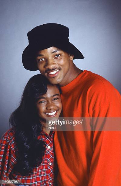 Tatyana Ali as Ashley Banks Will Smith as William 'Will' Smith Photo by Paul Drinkwater/NBCU Photo Bank