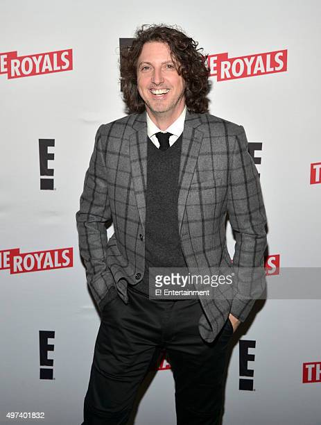 THE ROYALS 'Season 2 Press Screening' Pictured Mark Schwahn Producer