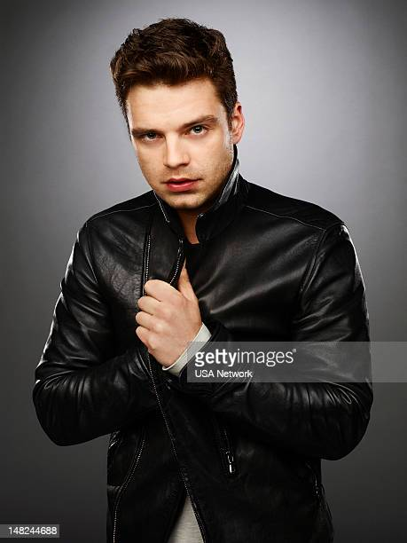 2012 Pictured Sebastian Stan as TJ Hammond