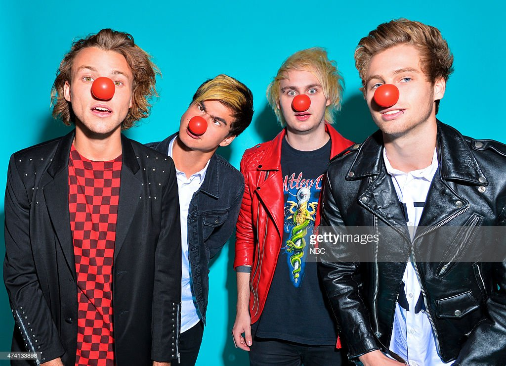 "NBC's ""Red Nose Day"" 2015"