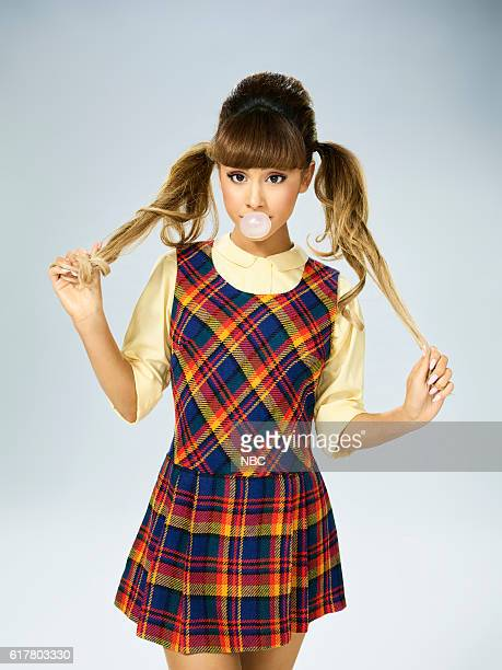 2016 Pictured Ariana Grande as Penny Pingleton
