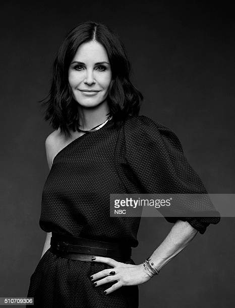 2016 Pictured Courteney Cox