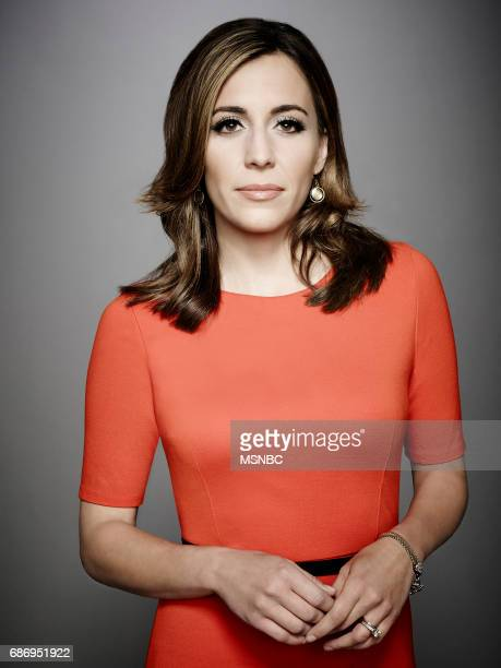2016 Pictured Hallie Jackson NBC News White House correspondent