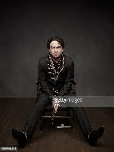 2016 Pictured Johnny Galecki