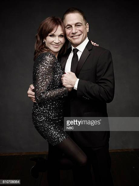 2016 Pictured Marilu Henner Tony Danza