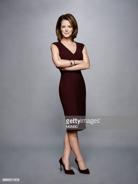 2016 Pictured Stephanie Ruhle Host MSNBC