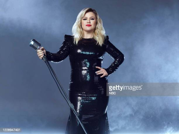 Season 2020 -- Pictured: Kelly Clarkson —