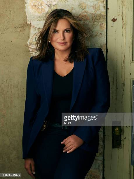 21 Pictured Mariska Hargitay as Lieutenant Olivia Benson