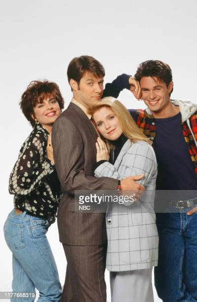 Lisa Rinna as Billie Reed Matthew Ashford as Jack Deveraux Melissa Reeves as Jennifer Deveraux Patrick Muldoon as Austin Reed Photo by Gary...