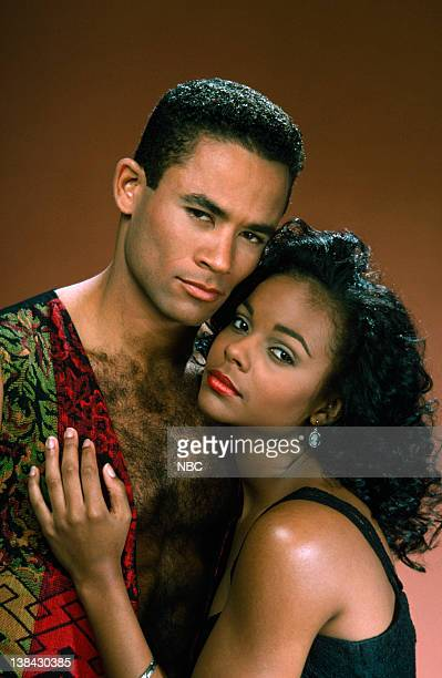 Thyme Lewis as Jonah Carver Lark Voorhies as Wendy Reardon