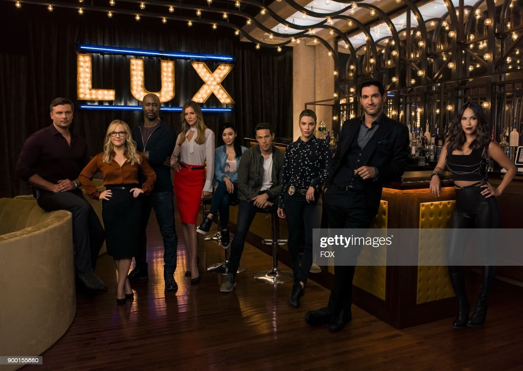 "FOX's ""Lucifer"" - Season Three : News Photo"