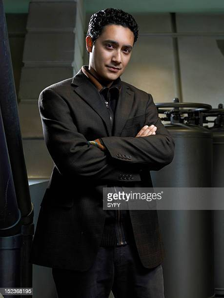Alessandro Juliani as Lt Felix Gaeta