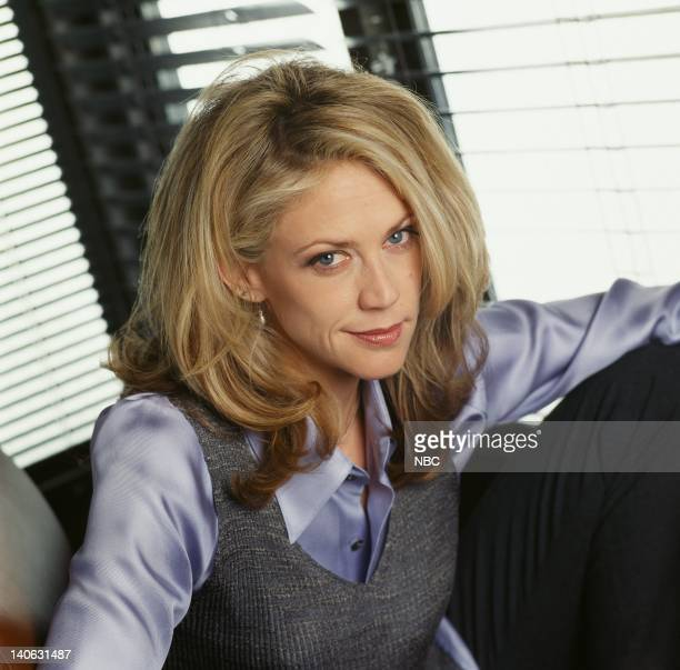 Ally Walker as Dr Samantha 'Sam' Waters Photo by Alice S Hall/NBCU Photo Bank