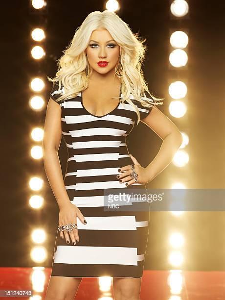 3 Pictured Christina Aguilera