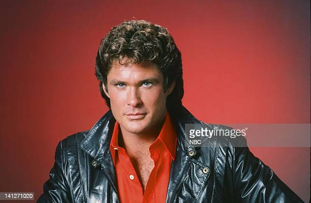 David Hasselhoff as Michael Knight Photo by Gary Null/NBCU Photo Bank