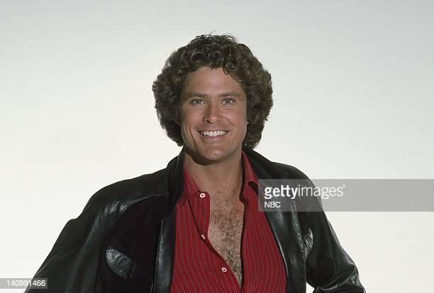Season 3 -- Pictured: David Hasselhoff as Michael Knight -- Photo by: NBCU Photo Bank