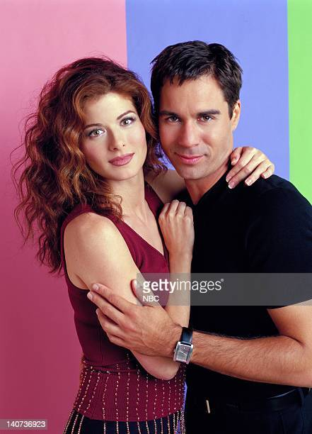 Debra Messing as Grace Adler Eric McCormack as Will Truman Photo by Chris Haston/NBCU Photo Bank