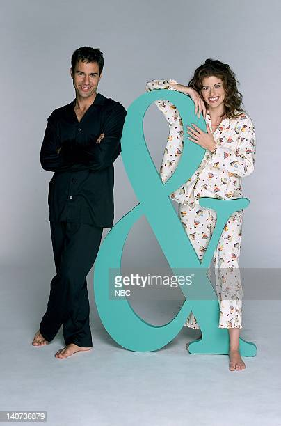 Eric McCormack as Will Truman Debra Messing as Grace Adler Photo by Chris Haston/NBCU Photo Bank