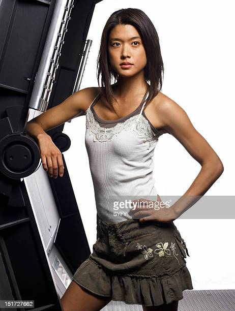 Grace Park as Number Eight