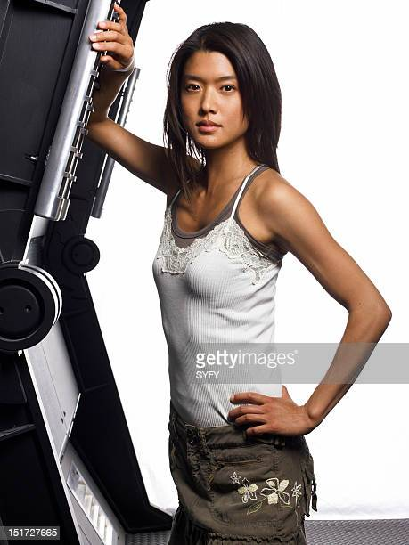Season 3 -- Pictured: Grace Park as Number Eight --