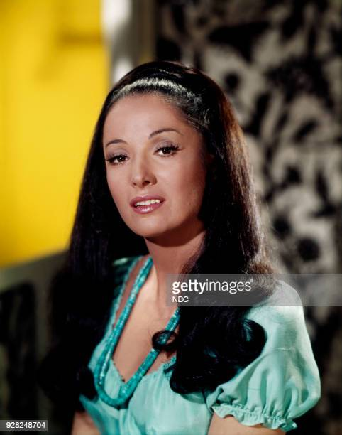 Linda Cristal as Victoria Montoya Cannon