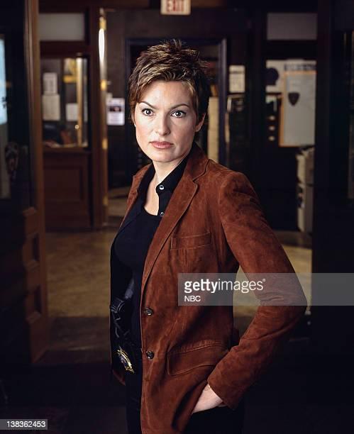 Mariska Hargitay as Detective Olivia Benson