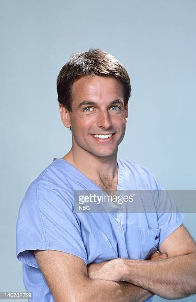Season 3 -- Pictured: Mark Harmon as Doctor Robert Caldwell -- Photo by: Herb Ball/NBCU Photo Bank