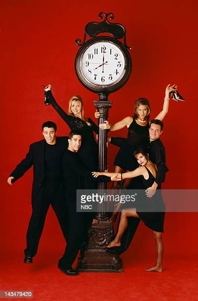 Matt LeBlanc as Joey Tribbiani Lisa Kudrow as Phoebe Buffay Jennifer Aniston as Rachel Green Matthew Perry as Chandler Bing Courteney Cox as Monica...