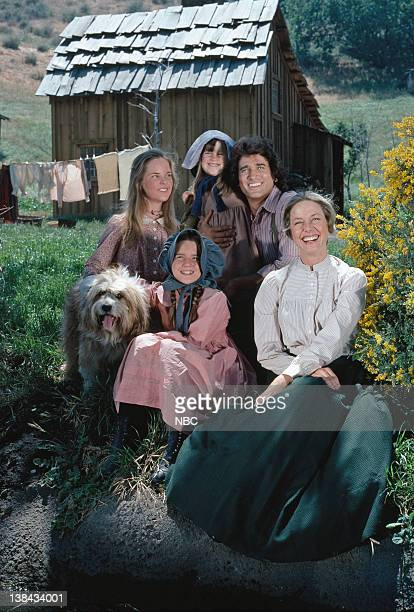 Melissa Sue Anderson as Mary Ingalls Lindsay/Sidney Greenbush as Carrie Ingalls Michael Landon as Charles Philip Ingalls Karen Grassle as Caroline...