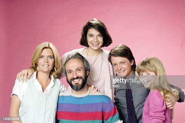 Meredith Baxter as Elyse Keaton Michael Gross as Steven Keaton Justine Bateman as Mallory Keaton Michael J Fox as Alex P Keaton Tina Yothers as...
