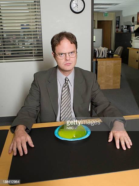 Rainn Wilson as Dwight Shrute