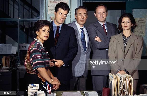 S Epatha Merkerson as Lt Anita Van Buren Chris Noth as Detective Mike Logan Jerry Orbach as Detective Lennie Briscoe Michael Moriarty as Executive...