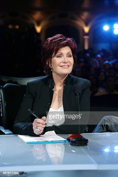 Sharon Osbourne Judge