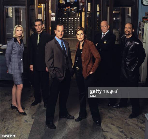 Stephanie March as ADA Alexandra Cabot Richard Belzer as Detective John Munch Christopher Meloni as Detective Elliot Stabler Mariska Hargitay as...